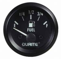 DURITE 52mm FUEL gauge  , 12 or 24volt